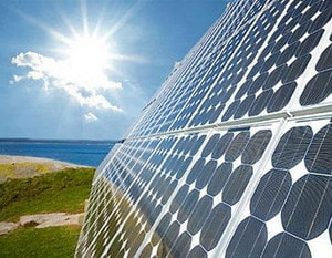 Солнечные панели при реконструкции АЗС